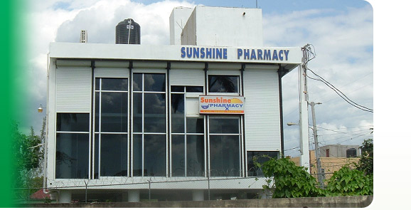 Sunshine Pharmacy Building